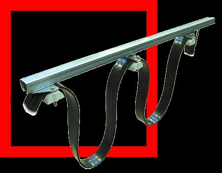 Monorail Porte câble PC
