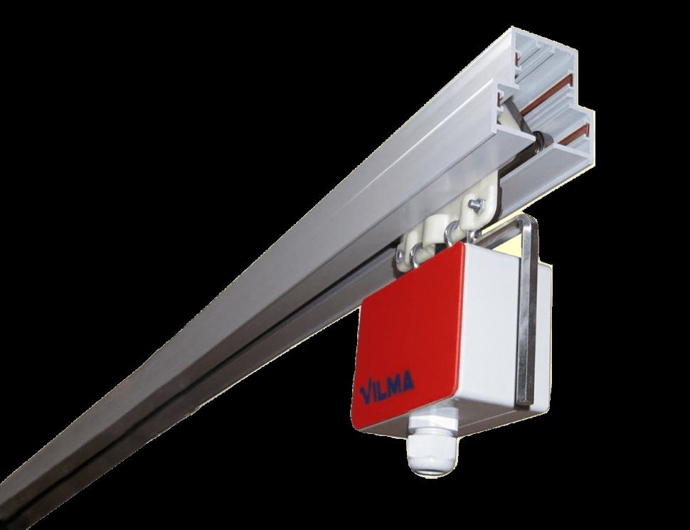 Viacvodičová elektrická prívodná koľajnica typ CA