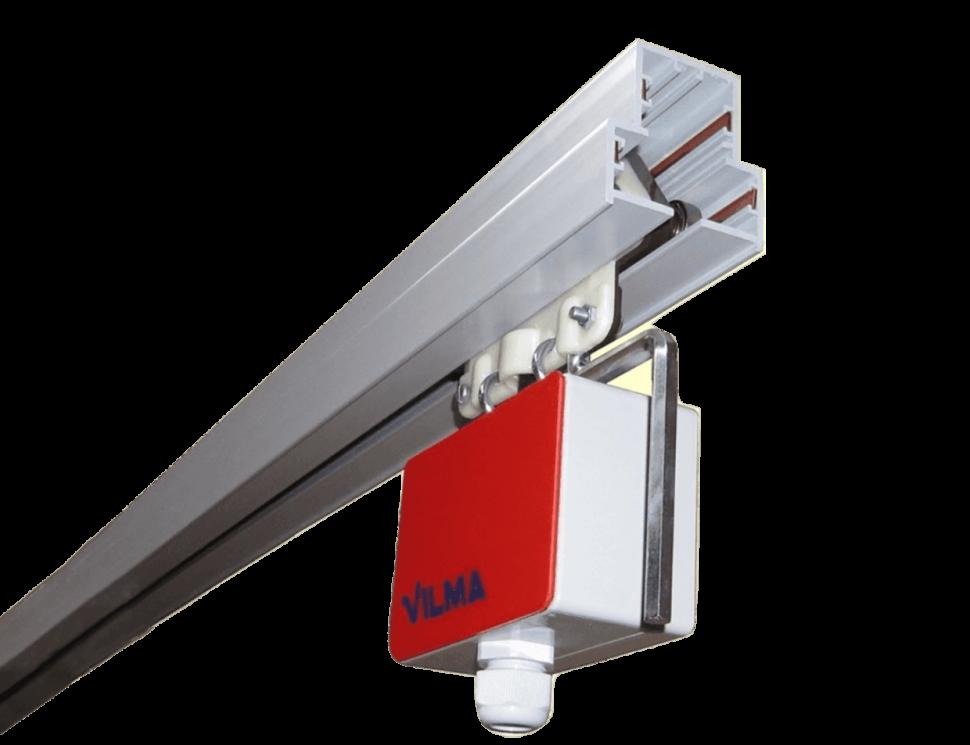 Rail électrique multiconducteur type CA