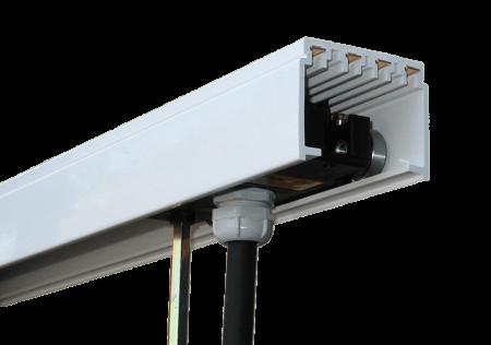 Rail électrique multiconducteur type VA