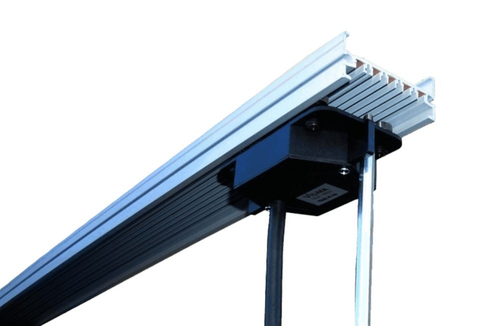 Rail électrique type GE